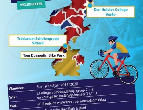 ***Persbericht Limburg Cycling***      Limburg, 22 november 2018