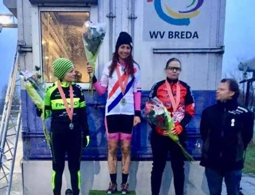 Tamara Janssen WFN Nederlands Kampioen MTB amateurdames