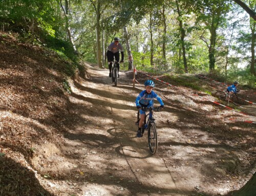 Mountainbike Trainingen