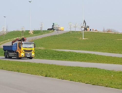 Aanleg MTB/Off-road parcours
