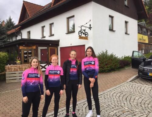 Nieuwelingen actief in Gotha (D)