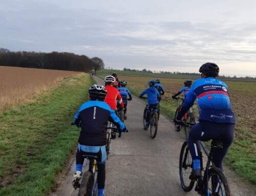 MTB Tocht met Discovery Juniors